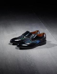 Women's Shoes and Accessories Autumn/Winter 14 - Paul Smith Collections @ www.labottega.be