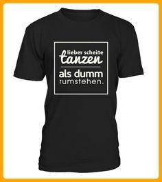 Ich liebe Tanzen - Musik shirts (*Partner-Link)