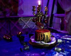 Magic cake. Classical chocolate cake #cake#dessert#magic#cook#food#fashion#night