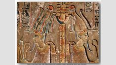 https://flic.kr/p/pfnudp | Stela of Huy (Hoey), detail. RMO (Rijksmuseum van Oudheden), Leiden, Netherlands. | Huy was Scribe to the Treasury of the Pharaoh, probably in Memphis. c. 1300-1275 BC (Dynasty 19). Rijksmuseum van Oudheden, Leiden, the Netherlands Here you find a link to the website of the Museum: www.rmo.nl/english