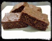 Chocolate Chia Slice