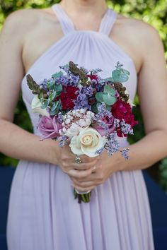 #stylemepretty #bouquet #weddingbouquetidea #bridebouquetidea #colorfulbouquet