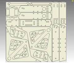 Résultats de recherche d'images pour «CNC 3d Puzzle Models»