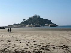 Saint Michael's Mount in Cornwall St Michael's Mount, North Somerset, Fire Signs, Mont Saint Michel, Cornwall England, Level 3, Normandy, Smash Book, Palaces