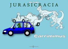 Jurasicracia: Carrimimus by Mediqiam on deviantART