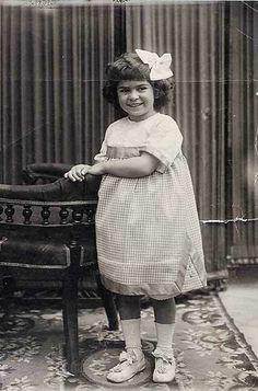 Frida Kahlo at age 4 #frida