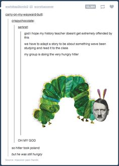 Hungry Hitler