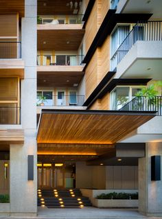 Image 1 of 31 from gallery of The Pine Crest Residence / Vin Varavarn Architects. Photograph by Spaceshift Studio Pvc Canopy, Canopy Curtains, Backyard Canopy, Canopy Bedroom, Canopy Outdoor, Wooden Canopy, Door Canopy, Fabric Canopy, Interiors
