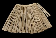 """Gold brocaded skirt from the tomb of Lady Sin from Pyeongsan in Mungyeong. Important Folklore Cultural Heritage 254, excavated 2004, 16th century.  """"Lady Sin's tomb and relics are also highly valuable as they offer clues to a unique tradition in her clan where the daughters' sons, instead of offspring from the male lineage, have performed ancestral rites over the past four centuries."""" More info: http://oldroad.gbmg.go.kr/open.content/ko/introduce/1f.exhibition/excavation/?i=25549"""