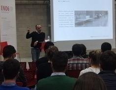 END6 . Aitor Garcia de Vicuña en Universidad Publica de Navarra
