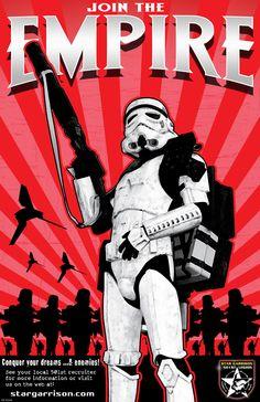 Join the Empire by henleystudios.deviantart.com on @deviantART