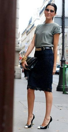 Pencil Skirt - Work outfit