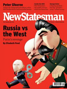 In this week's magazine | Russia vs the West