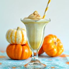 This Chai Spice Pumpkin Milkshake is an amazing way to end an autumn meal—or start a morning!