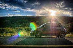 Atemberaubende Farbspiele - Fiat und Lichtstreuung #philipscolorvision
