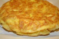 comida de espana  tortilla de patatas