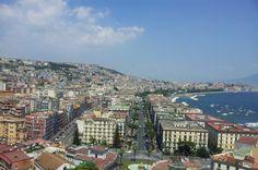 Dove scattare foto panoramiche a Napoli
