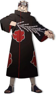 Pain Female Animal Path render 2 [Naruto Mobile] by on DeviantArt Sarada Uchiha, Naruto Oc, Naruto Shippuden Sasuke, Itachi, Akatsuki, Hidan And Kakuzu, Naruto Mobile, Pain Naruto, Fnaf