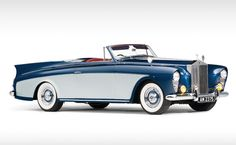 1958 Rolls-Royce Silver Cloud I Drophead Coupe by Freestone & Webb