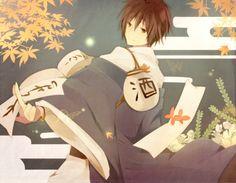 Tags: Anime, Natsume Yuujinchou, Pixiv, Tanuma Kaname, Sxupxdxxy   Brain's Base   Yuki Midorikawa