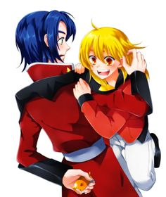 71 Best Athrun & Cagalli (Gundam Seed) images in 2018