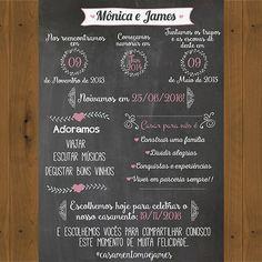 Chalkboard - Casamento no Elo7 | Agência Onzee - Planejamento e Execução web (565D57)