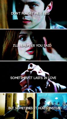 #TeenWolf #Stydia