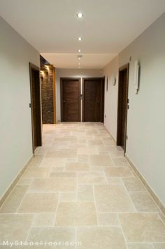 Dijon Tumbled limestone tiles - Dijon limestone flooring from Large format and small format tiles. In stock, free samples Dijon tumbled natural stone. Limestone Wall, Limestone Flooring, Travertine Floors, Limestone Pavers, Hall Flooring, Modern Flooring, Living Room Flooring, White Flooring, Vinyl Flooring