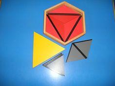 Les 1: driehoeken onder de aandacht