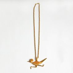 Roadrunner Necklace, $39 | by Market Publique | now featured on Fab.
