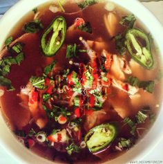 BLONDER AMBITIONS   INSTAGRAM RECAP – FOOD EDITION. pho 805 – pho   combination bowl   eye round steak   filet   chicken   basil   rice noodles   marrow broth