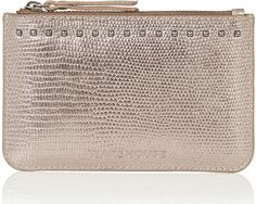Womens rose gold purse from Warehouse - £14 at ClothingByColour.com