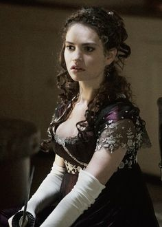 b1c04fd819 Lily James as Elizabeth Bennet in Pride and Prejudice and Zombies.  Elizabeth Bennett
