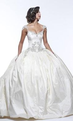 why not be a princess for a day Katerina Bocci Orelia  8 find it for sale on PreOwnedWeddingDresses.com