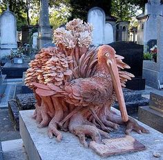 The most Unusual Graves and Tombstones (61 pics) - Izismile.com