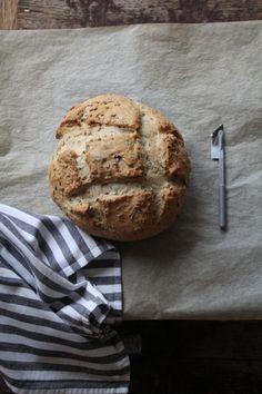 Bøttebrød med linfrø