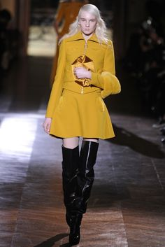 Carven RTW Fall 2014 [Photo by Giovanni Giannoni]