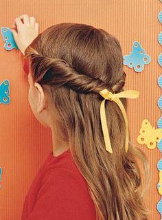 Cute Hairstyles For Cute Little Girls