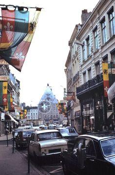 Bienvenue grand 39 place de lille dans les ann es 1950 1960 lille rijsel pinterest lille - Magasin meuble lille rue esquermoise ...