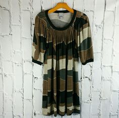"""SALE Camo Color Summer Dress Amazing Camo Color Rabbit Rabbit Summer Dress 36"""" from top of shoulder to bottom of the Dress 16"""" from armpit to armpit Rabbit Rabbit  Dresses"""