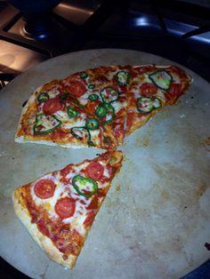 Homemade PIzza Recipie