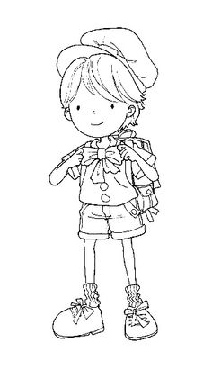 digi stamps Boy Coloring, Coloring Pages For Boys, Colouring Pages, Baby Icon, Scavenger Hunts, Farm Theme, Digi Stamps, Colorful Pictures, Line Drawing