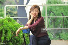 Ha Ji Won Senyum
