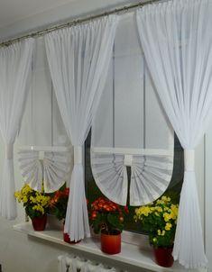 Valance, Curtains, Living Room Decor, Sweet Home, Interior, House, Home Decor, Crochet Curtains, Bedspread