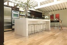 Rockford Maple - Pure Maple Natural in MOHAWK Flooring Hardwood