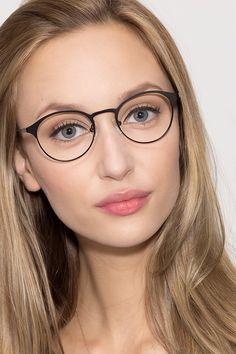 f9b6d87382 Little Time - model image Eyeglasses Frames For Women