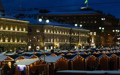 Drink mulled wine in Helsinki and admire illuminations in Paris: these are the   15 most magical Christmas markets Europe has to offer this festive season.