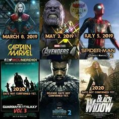 This makes me angry. Captain Marvel didn't played in any films before but gets her own film before Black Widow! And oh Hawkeye he could get his own film too!