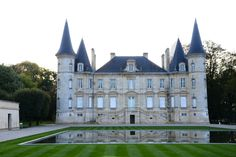 Chateau Pichon - Longueville Médoc Route Des Chateaux