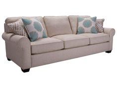 tribeca apartment sofa by broyhill sit a spell pinterest rh pinterest com